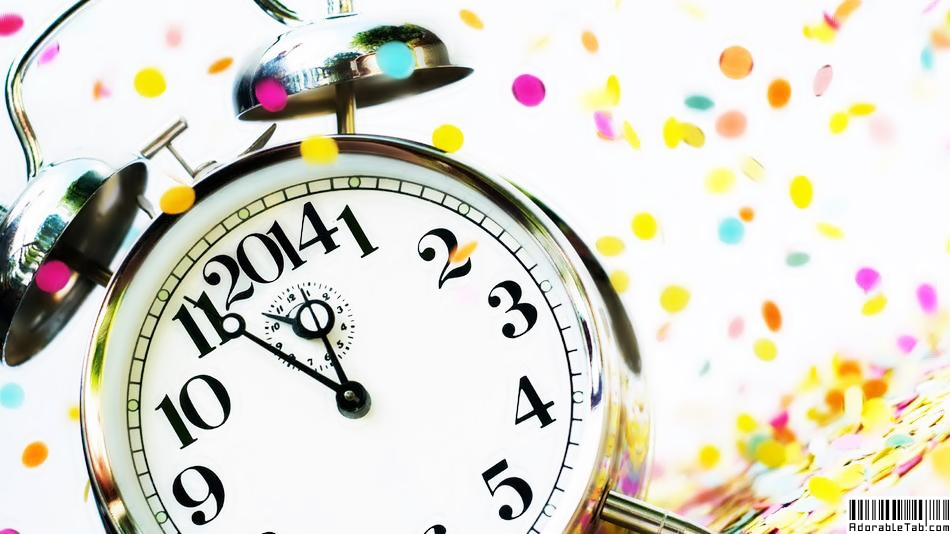 new, year, night, 2014, watch