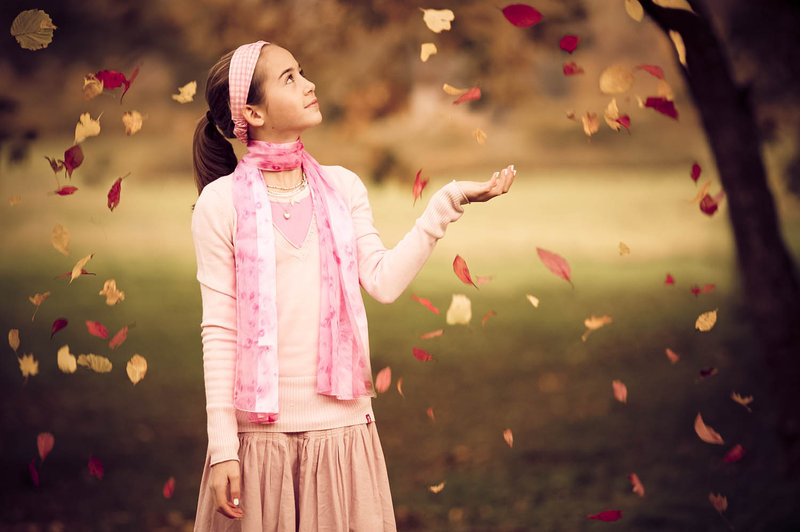 adorable, fall, fashion, girl, kid
