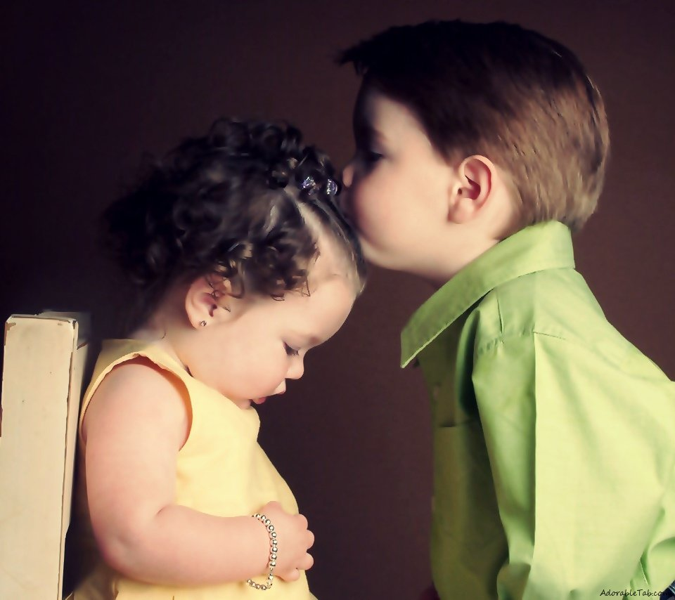 cute, kid, couple, girl, boy, lovely » adorabletab