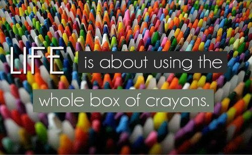 Quotes About Color: Life Is Beautiful With Colours